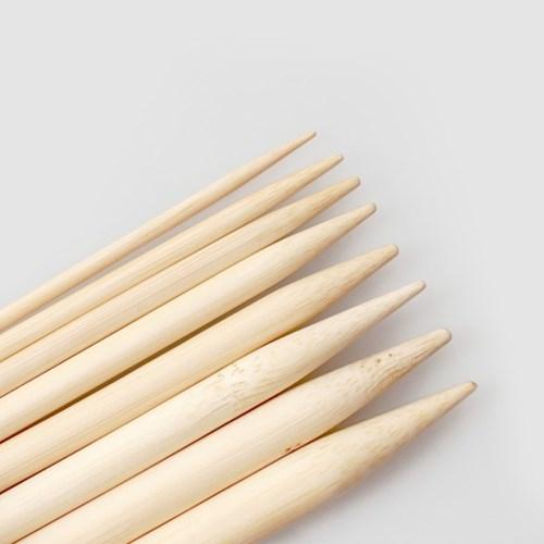 대나무 줄바늘 (40cm) -모자, 목둘레용