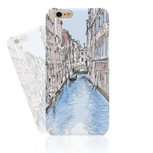 Venice Landscape ver 02 (HE-047A) Hard Case