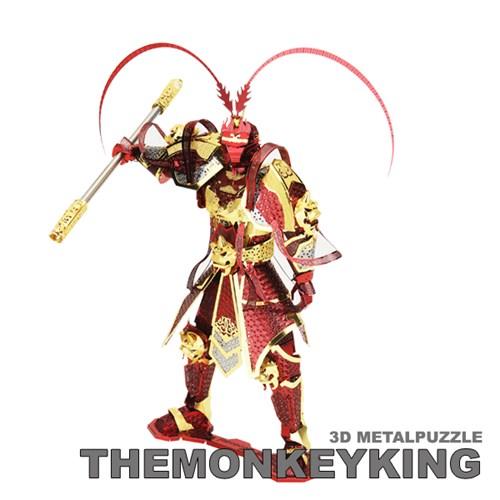 3D 로봇 메탈미니 손오공(THE MONKEY KING)