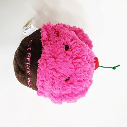 [PetToy] Love Pets Squeaky 컵케이크