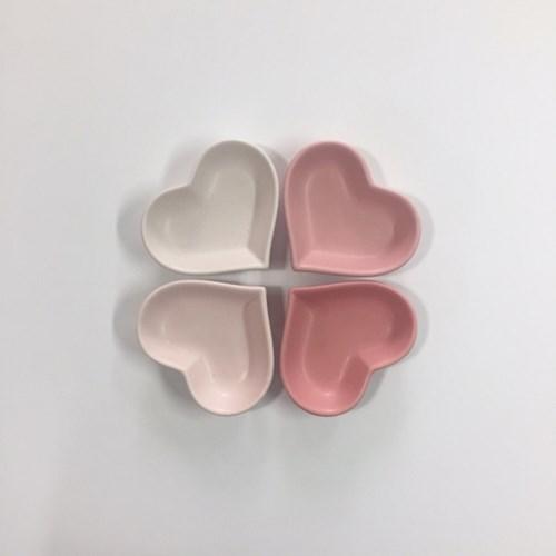 [딥시리즈] 4색상 미니하트플레이트