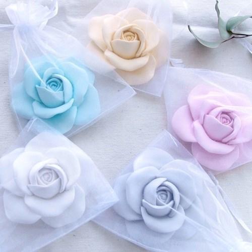 주머니 석고방향제( ROSE -5colors )
