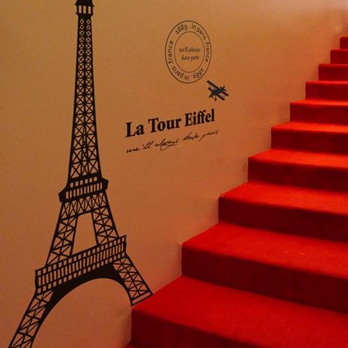 LA TOUR EIFFEL-L 에펠탑 L