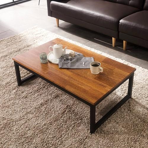 모아이 멀바우원목 소파테이블