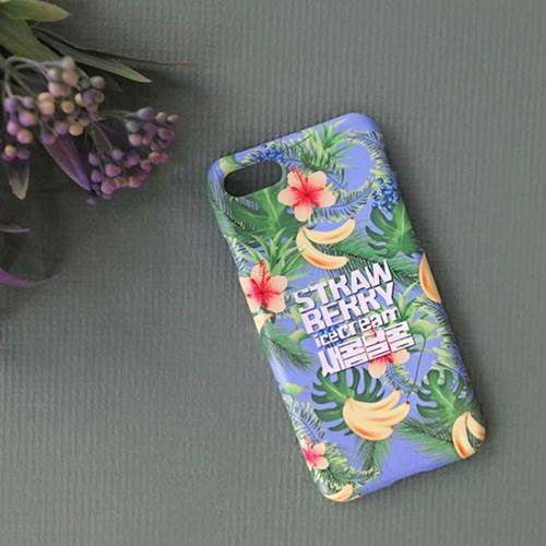 [Tropical Crush]트로피컬 크러쉬 하와이안 하드 젤리 케이스