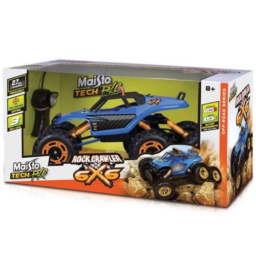 Maisto Rock Crawler 6X6 RC/락크롤러/6륜/무선/알씨