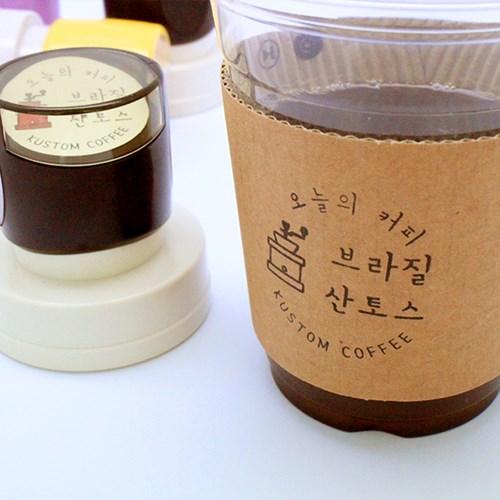 [주문제작] S032 의류겸용 원형도장