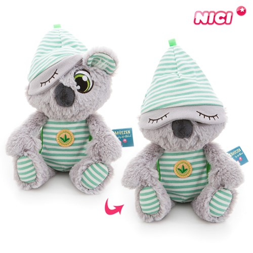 [NICI]니키 나이트캡스 코알라 카피 인형-(옵션선택)