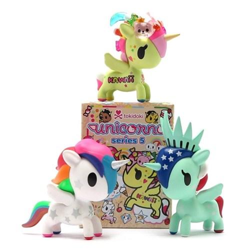 토키도키 Unicorno No.5 블라인드 랜덤 박스