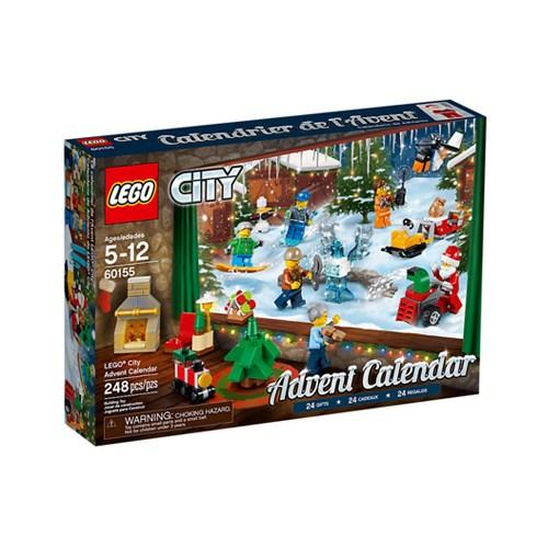 [레고 시티] 60155 레고® 시티 크리스마스 캘린더