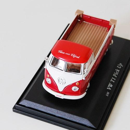 [코카콜라]1/43 VW 1962 Pick Up