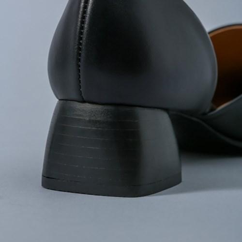 HS1709 Square Pumps_Black