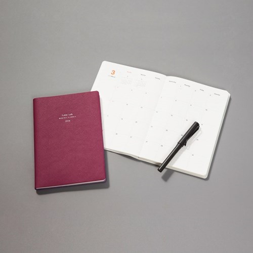 Monthly Planner 2018 A5