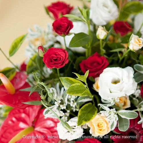 FN3408 사랑소망 꽃과일바구니
