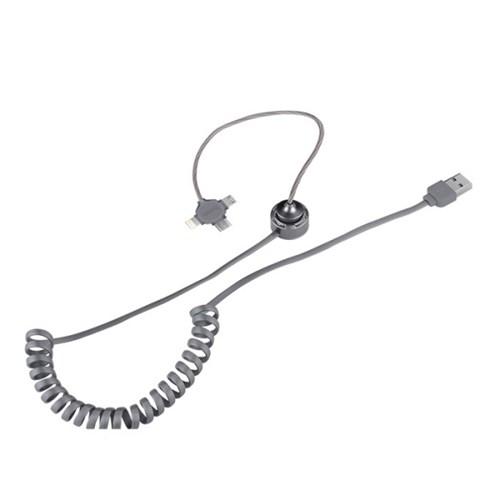 HOCO 호코 마그네틱 커넥터 트리플 케이블