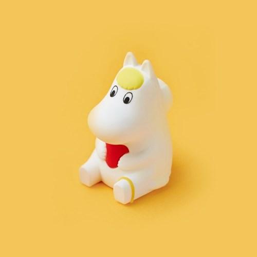 스노크메이든 칫솔꽂이+칫솔2개(핑크,옐로우)