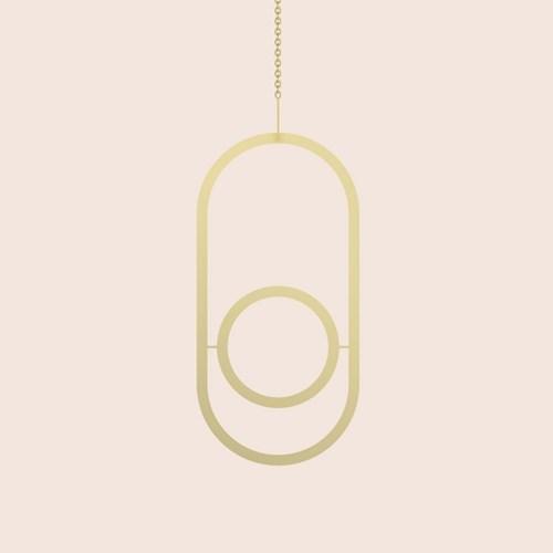 플랜트 모빌 오발 / Plant Mobile Oval