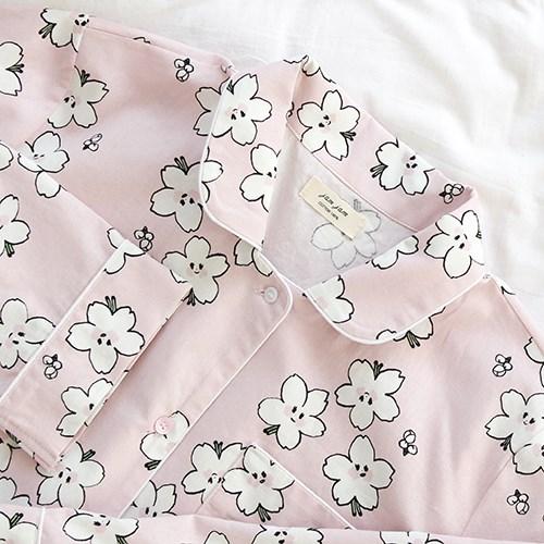 잼잼 파자마 코튼 세트 - Blossom