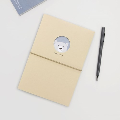Save me file note_북극곰