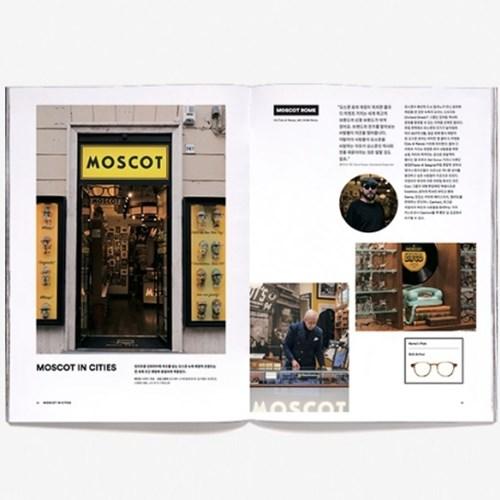 Magazine B Issue No.64 모스콧(MOSCOT)