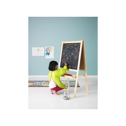 이케아 MALA 어린이 앞치마/미술가운