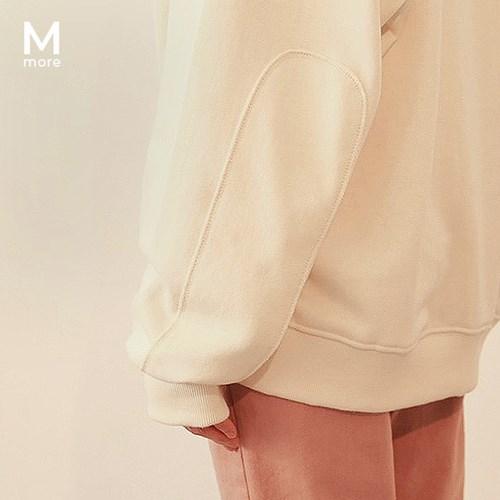 [MADE] 오버 패치 맨투맨 (5color)