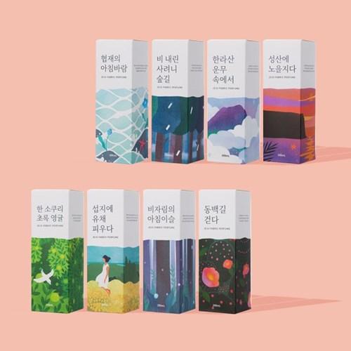 제주 패브릭 퍼퓸_비자림의 아침이슬 섬유향수 (200ml)