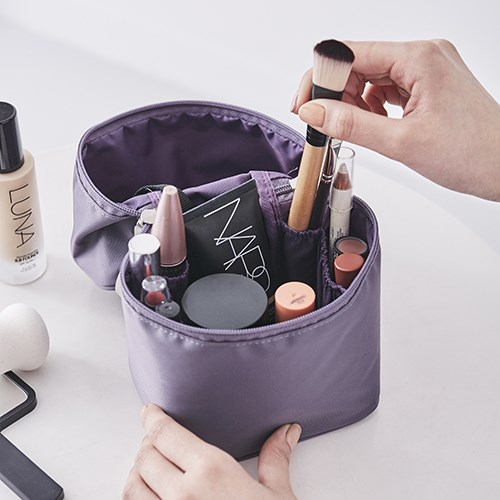 VERTICAL MAKE-UP BOX