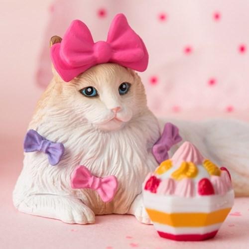 메리스 캣 미니피규어_Mary's Cat(랜덤)