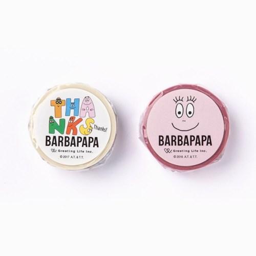 바바파파 마스킹 테이프