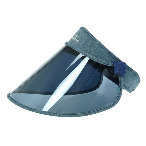 [더그레이]DCX24.여성 자외선차단 필름 썬캡 챙모자