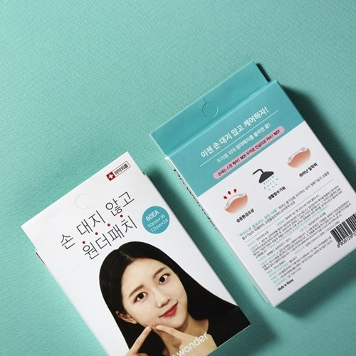 닥터원더 원더패치&플러스 (60매)