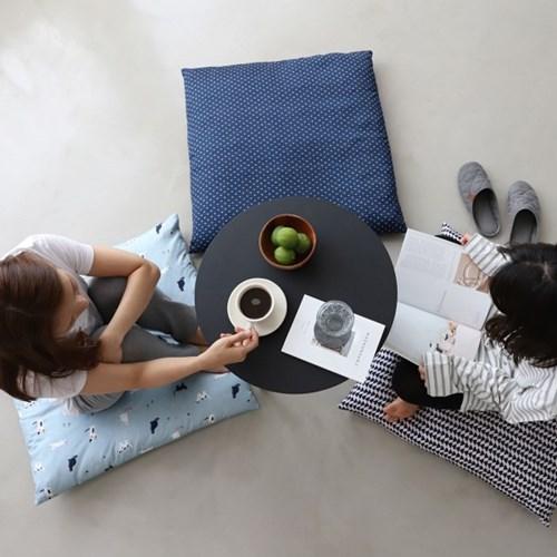 풍기인견 스칸디콜렉션 여름 쿨방석 커버 70x70
