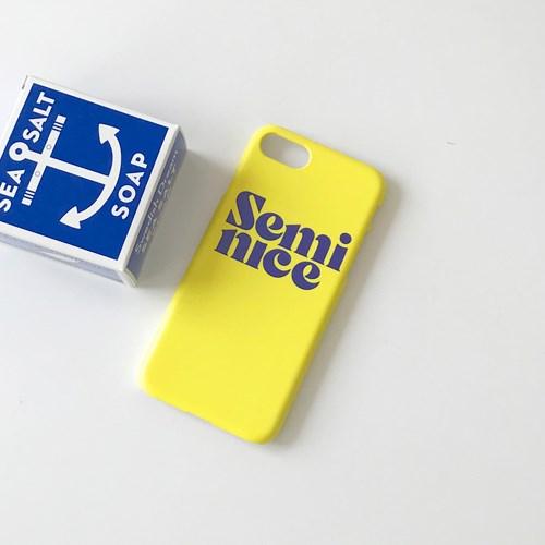 세미나이스 (yellow)
