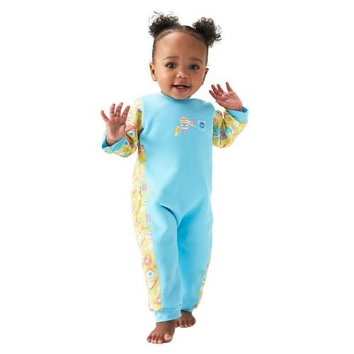체온보호 아기수영복 웜인원(가든버드)