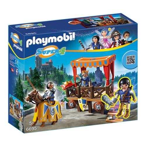 플레이모빌 알렉스와 왕실 연단(6695)