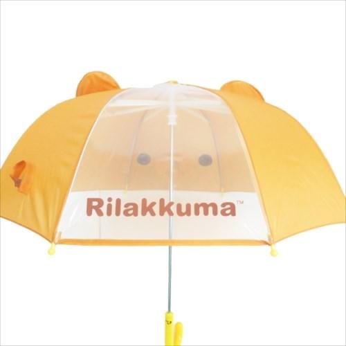 리락쿠마 키즈우산 47CM-4580433061220