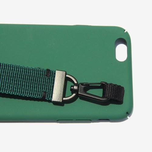 Belt Keyring I-Phone Case-Green/벨트키링 아이폰케이스-그린