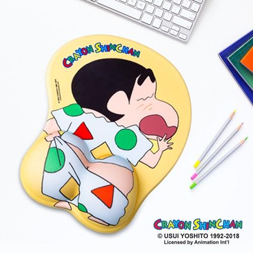 짱구 마우스패드 손목보호받침대 젤패드 CYS-WP02
