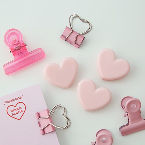 Pink Binder - 2개