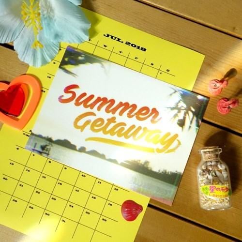 Television Postcard_Summer