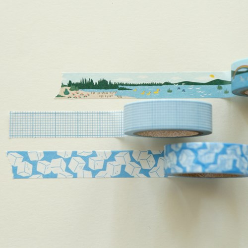 Masking tape single - 126 Lake