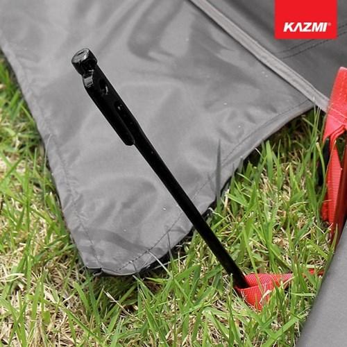 카즈미 단조팩 20cm 4Pset K8T3F002 / 고강도 텐트 팩 캠핑용품