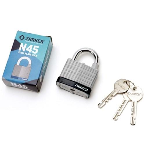 자커 철판자물쇠 N45A