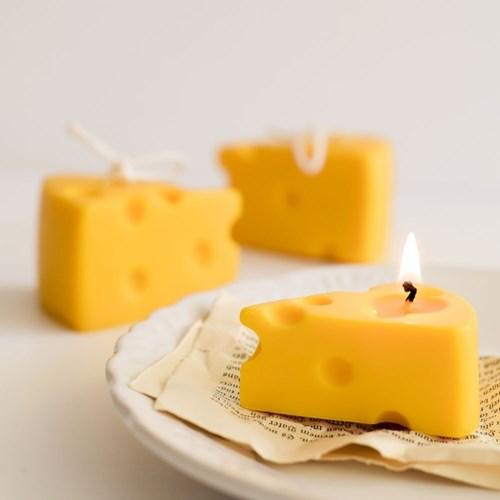 치즈 소이 캔들