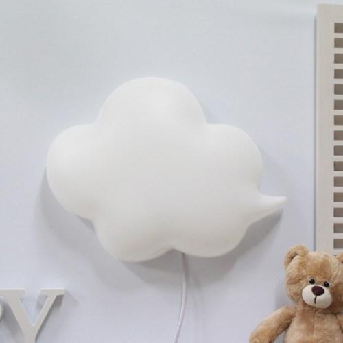[LAMPDA] 구름모양 벽등 (화이트)