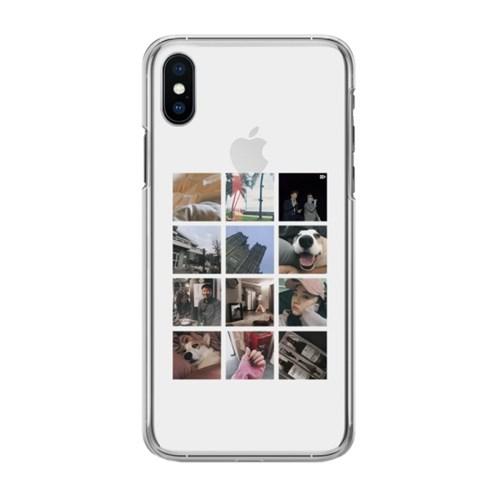 [주문제작] 12개의 좋아하는 것들 아이폰 젤리 케이스