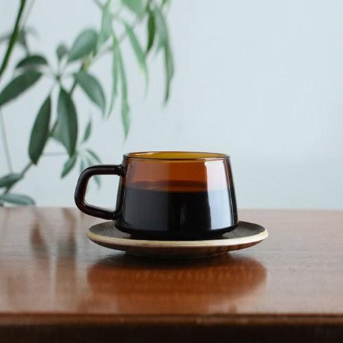[킨토] 세피아 컵 270ml (황색)
