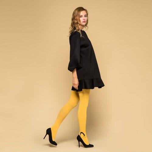 PUSSY - yellow