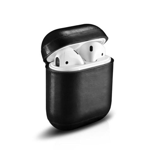애플 에어팟 빈티지 고리형 가죽 케이스